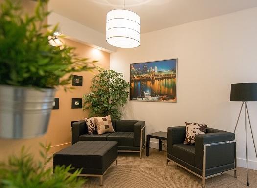 Furnished Apartment for rent Cincinnati, OH. modern furniture
